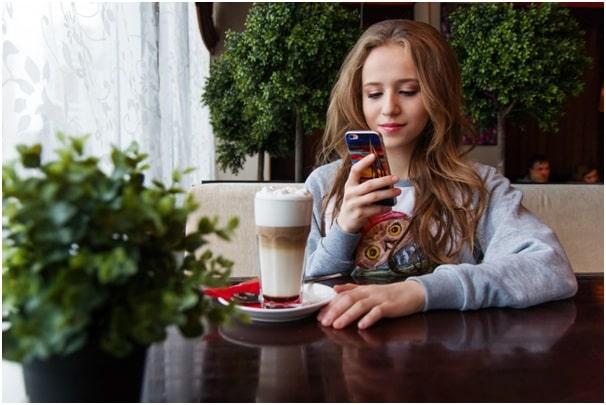 mobile-friendly blog
