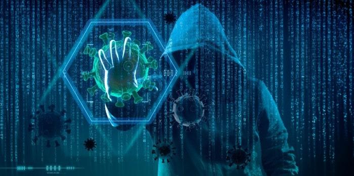 Covid19 hacker scam