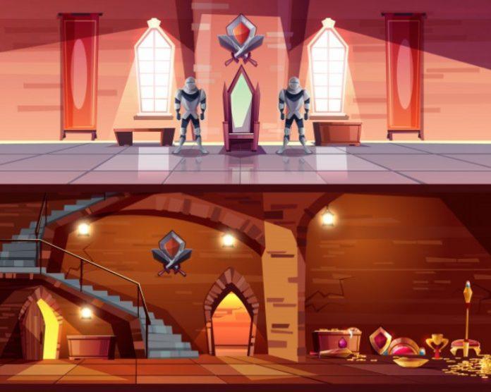 Shattered Throne Dungeon