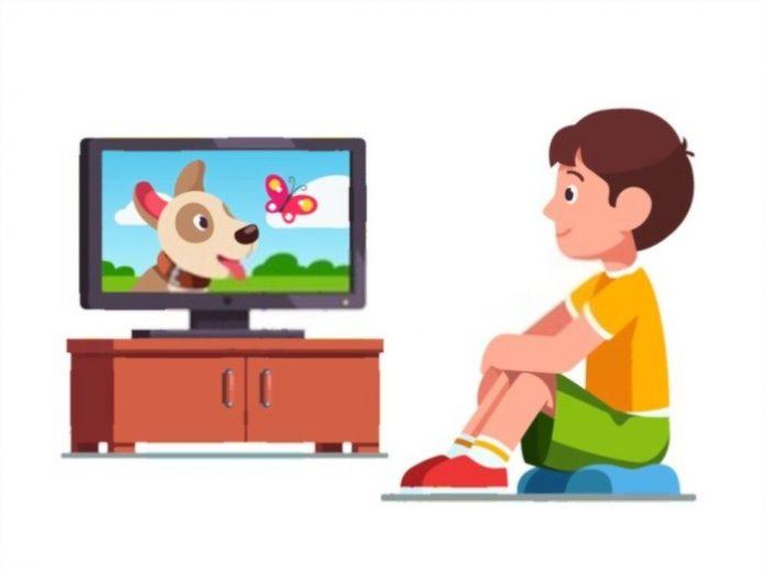 Watching Cartoons Online