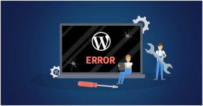 Common WordPress Errors