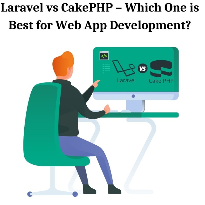 Laravel vs CakePHP – Which One is Best for Web App Development?