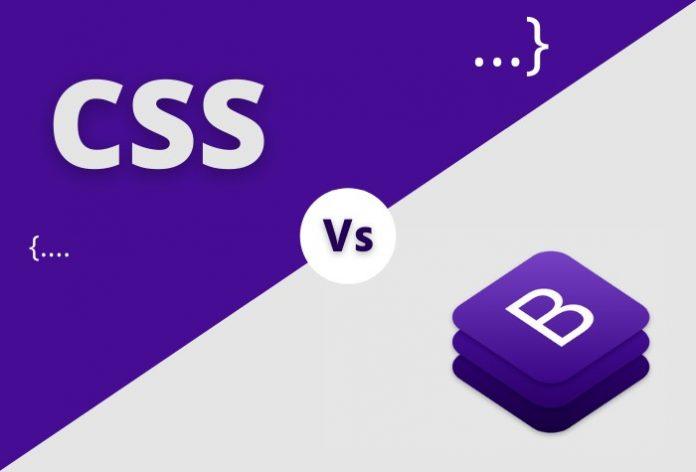 CSS Vs Bootstrap