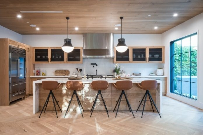 Remodel Kitchen on a Budget