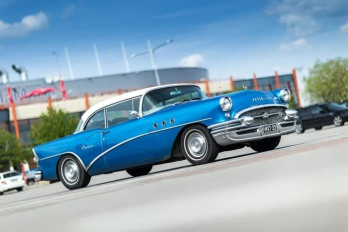 Aging Car