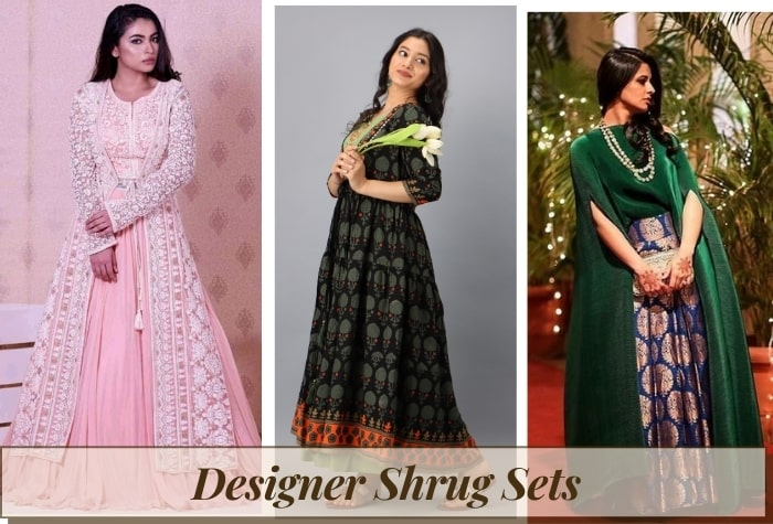 Designer Shrugs for women