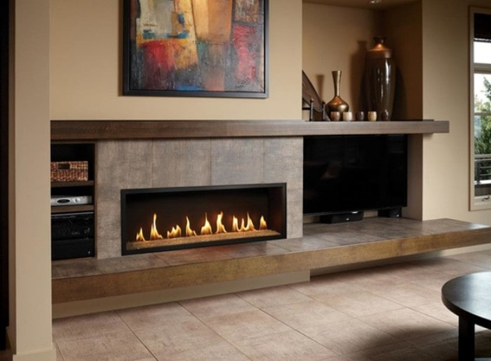 Advantages of Gas Fireplace
