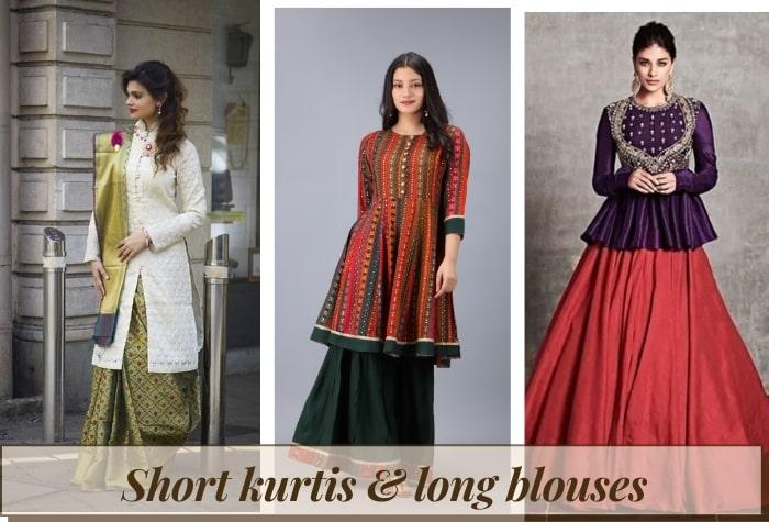 Short Kurtis & Blouses